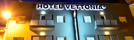 Hotel VETTONIA **